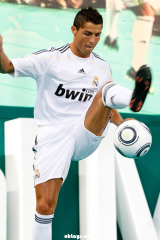 Cristiano Ronaldo Iphone Wallpaper 1034 Ohlays