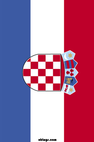 Croatia iPhone Wallpaper