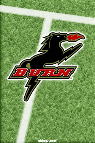 Dallas Burn iPhone Wallpaper