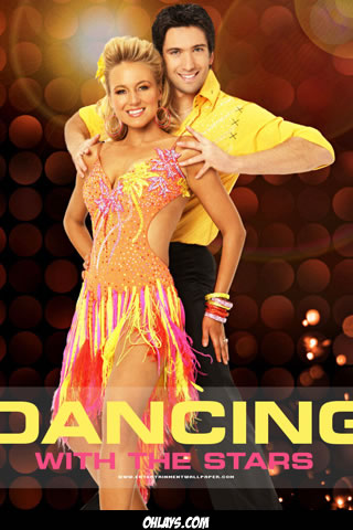 Dancing With The Stars iPhone Wallpaper
