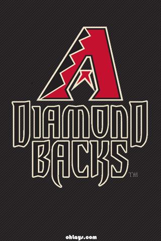 Arizona Diamondbacks iPhone Wallpaper