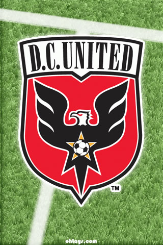 DC United iPhone Wallpaper