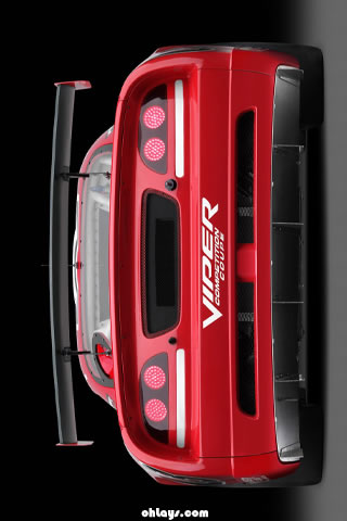 Dodge Viper iPhone Wallpaper