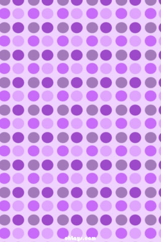 Polka Dots iPhone Wallpaper