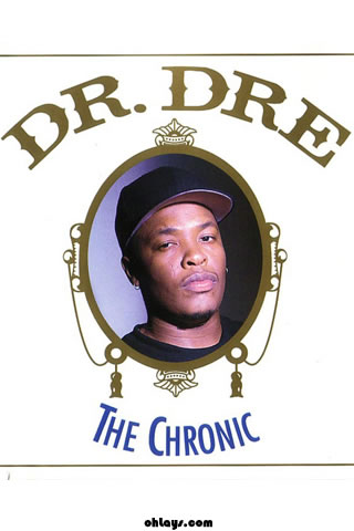 Dr Dre iPhone Wallpaper