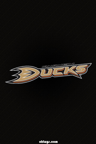 Anaheim Ducks iPhone Wallpaper