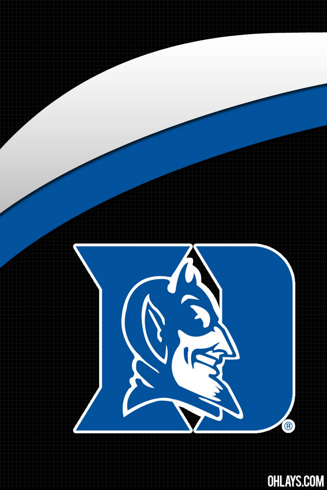 duke blue devils wallpaper. Duke Blue Devils iPhone
