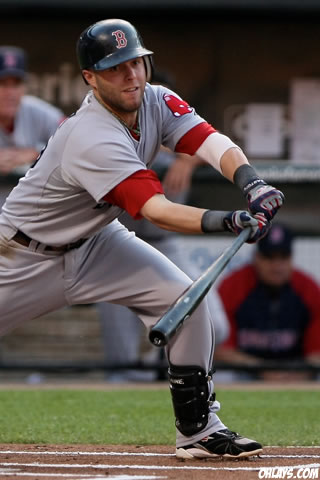 Dustin Pedroia iPhone Wallpaper