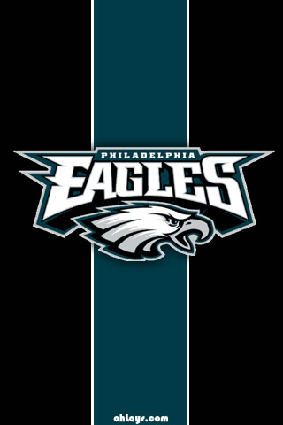 Philadelphia Eagles iPhone Wallpaper
