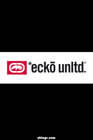 Ecko iPhone Wallpaper