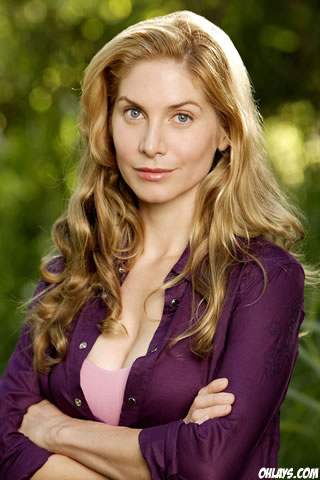 Elizabeth Mitchell iPhone Wallpaper