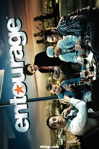 Entourage iPhone Wallpaper
