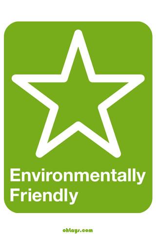 Environmentally Friendly iPhone Wallpaper