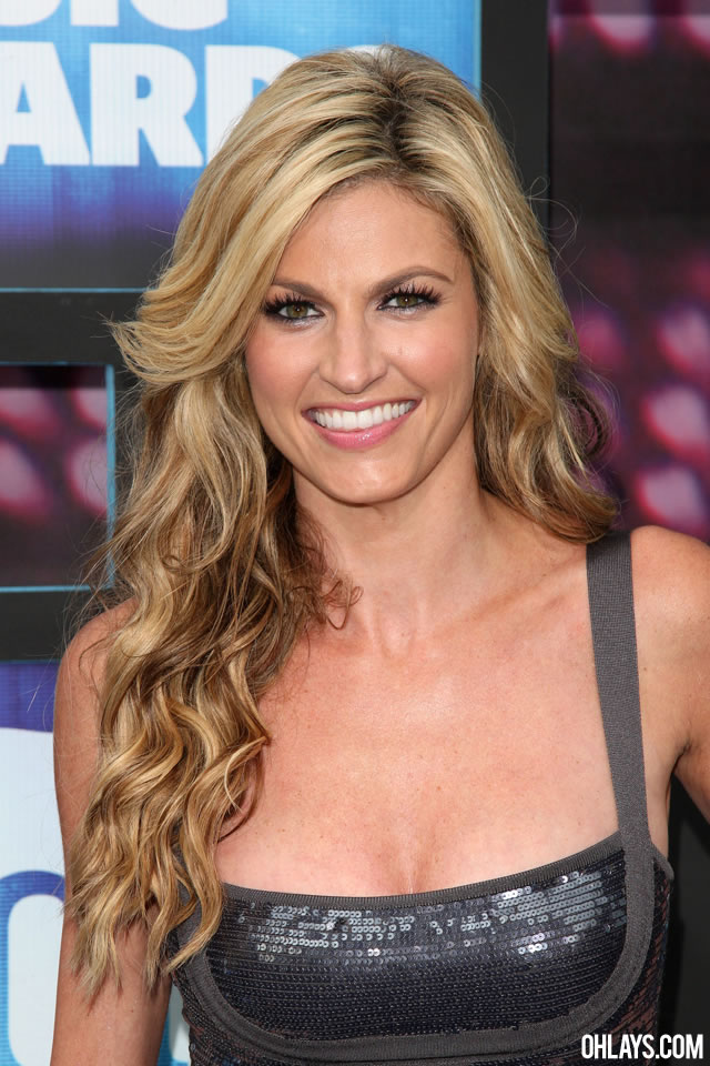 Erin Andrews iPhone Wallpaper