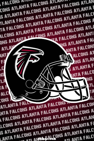 Atlanta Falcons iPhone Wallpaper