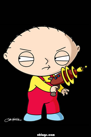 family guy wallpaper. Family Guy Stewie iPhone