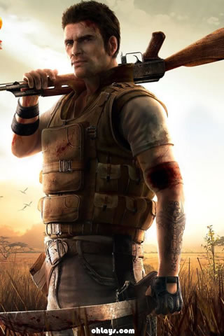 Far Cry iPhone Wallpaper