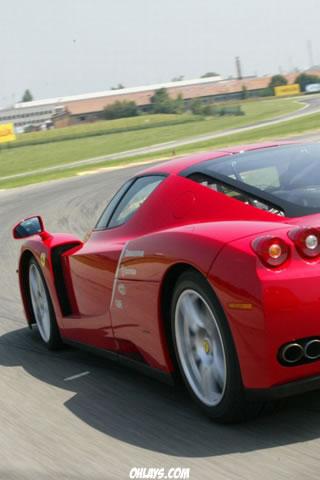 Ferrari Enzo iPhone Wallpaper