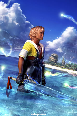 Final fantasy iphone wallpaper 1257 ohlays - I phone fantasy wallpapers ...