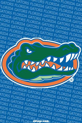 Florida Gators iPhone Wallpaper