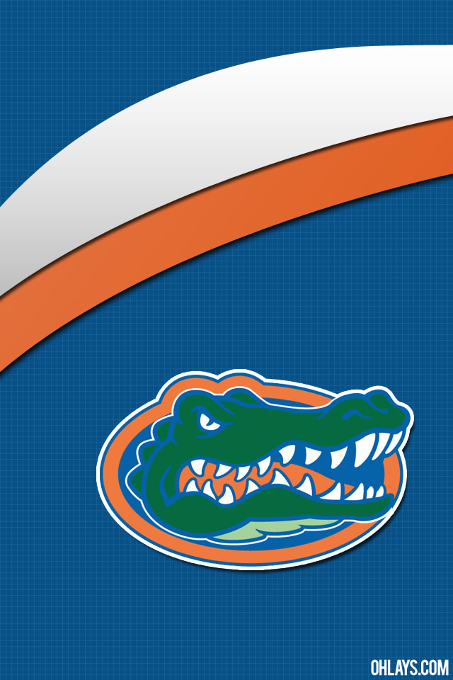 Florida Gators iPhone Wallpaper