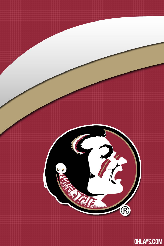 Florida State Seminoles iPhone Wallpaper