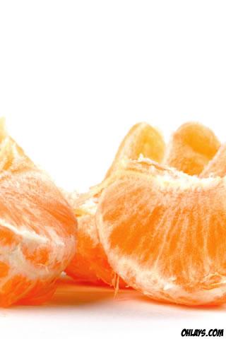 Oranges iPhone Wallpaper