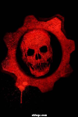 Gears of War iPhone Wallpaper