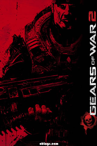 Gears Of War Iphone Wallpaper 228 Ohlays