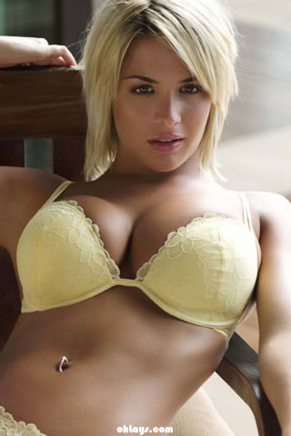 Gemma Atkinson iPhone Wallpaper