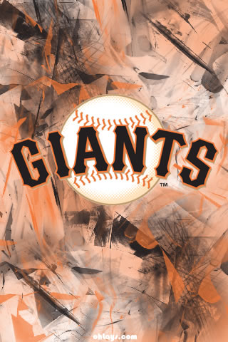 San Francisco Giants iPhone Wallpaper