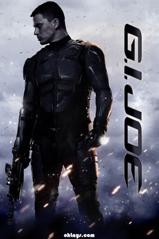 GI Joe iPhone Wallpaper