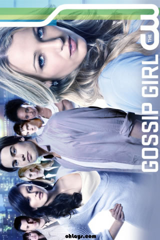 Gossip Girl iPhone Wallpaper