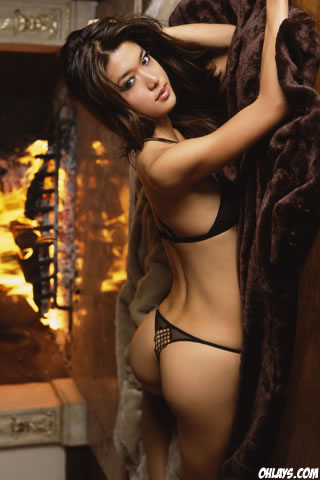 Grace Park iPhone Wallpaper