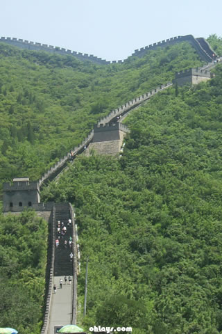 great wall of china wallpaper. Great Wall of China iPhone