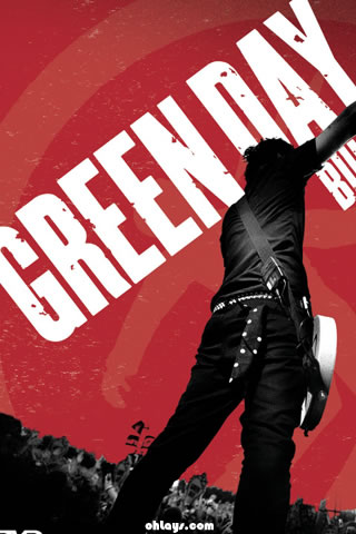 green day iphone wallpaper 572 ohlays