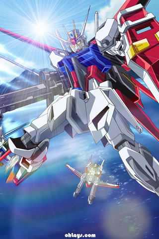 Gundam iPhone Wallpaper