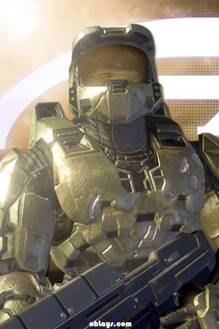 Master Chief iPhone Wallpaper
