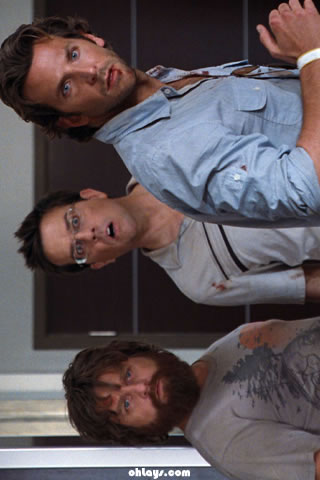 The Hangover iPhone Wallpaper