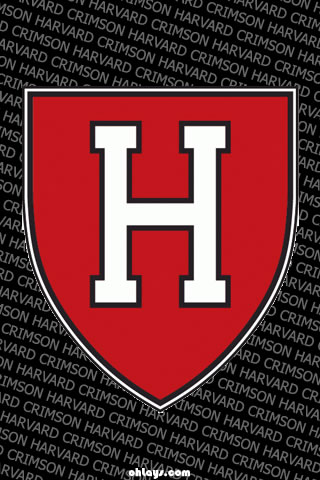 Harvard Crimson iPhone Wallpaper