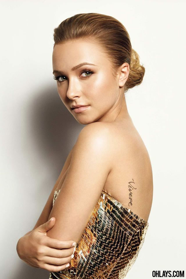 Hayden Panettiere iPhone Wallpaper