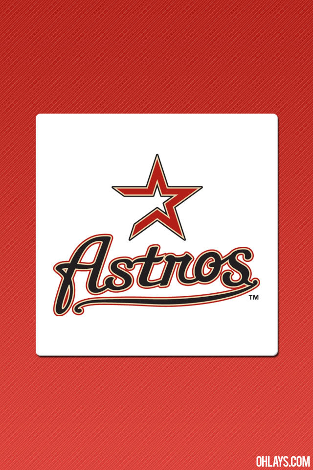 Houston Astros iPhone Wallpaper