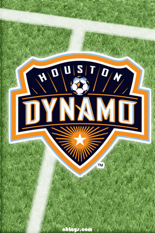 Houston Dynamo iPhone Wallpaper