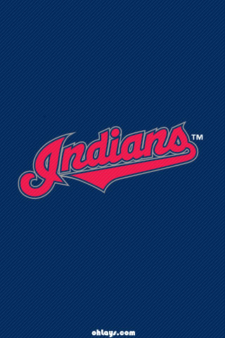 Cleveland Indians iPhone Wallpaper