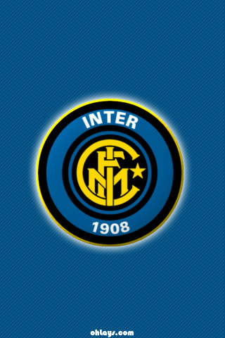 Inter Milan iPhone Wallpaper
