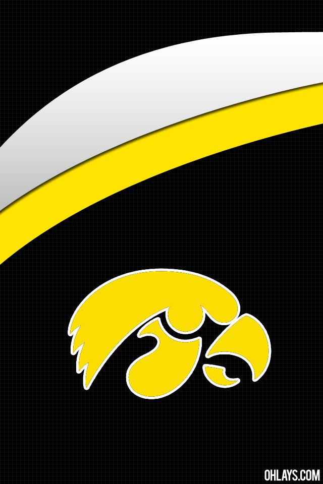 Iowa Hawkeyes iPhone Wallpaper
