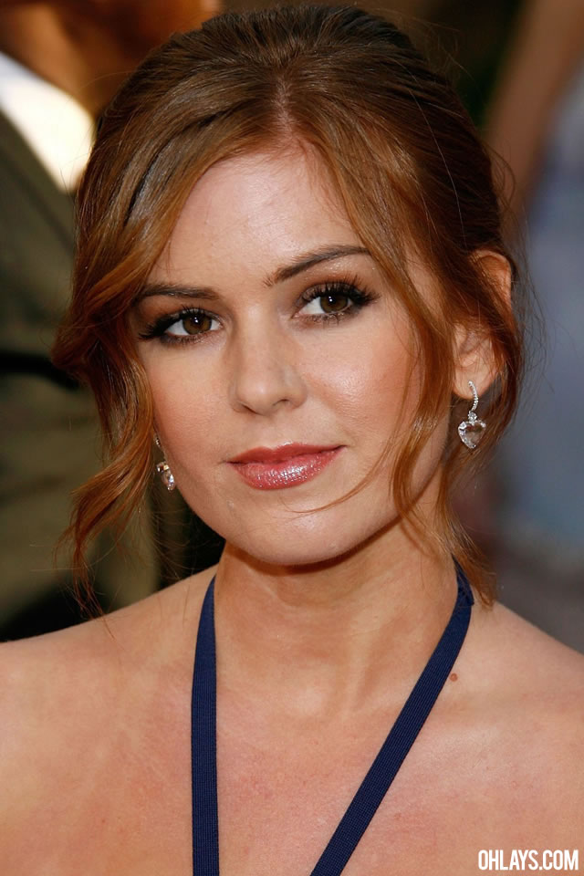 Isla Fisher iPhone Wallpaper