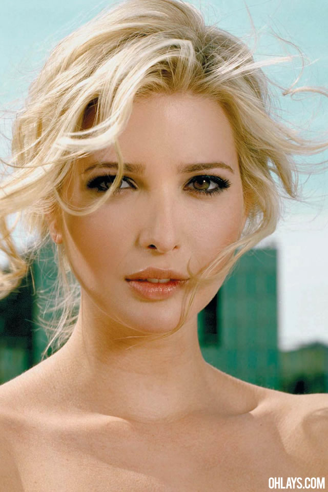 Ivanka Trump iPhone Wallpaper