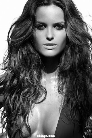 Izabel Goulart iPhone Wallpaper