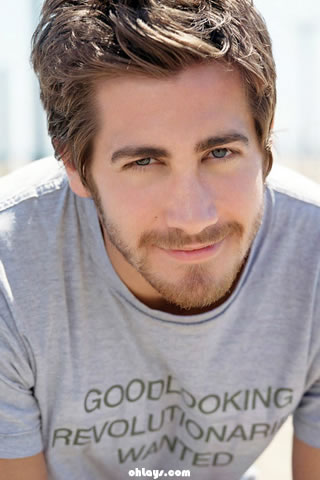 Name: Jake Gyllenhaal iPhone Wallpaper Category: Male Date Added: March 1, ...